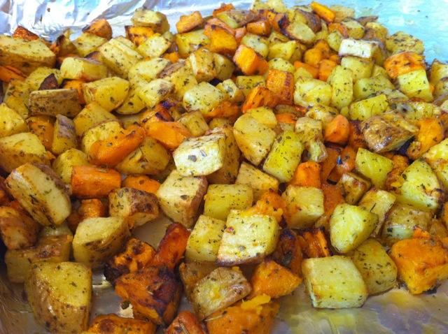 овощи, гарниры, вкусные гарниры, вкусные рецепты, тыква, морковь, картофель