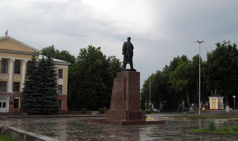 Ленин Дятьково