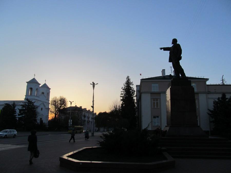 Ленин Брест