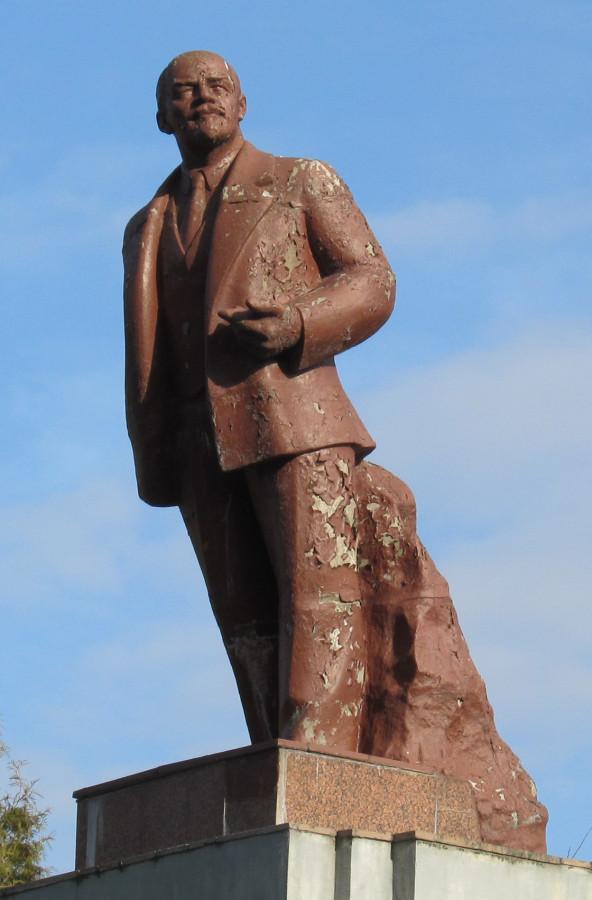 Ленин Могилев 1