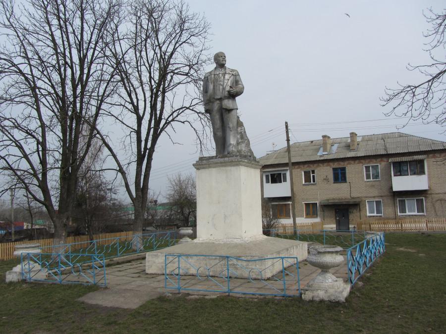Ленин Мозырь2