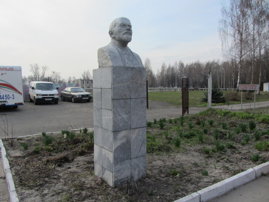 Ленин Мозырь5