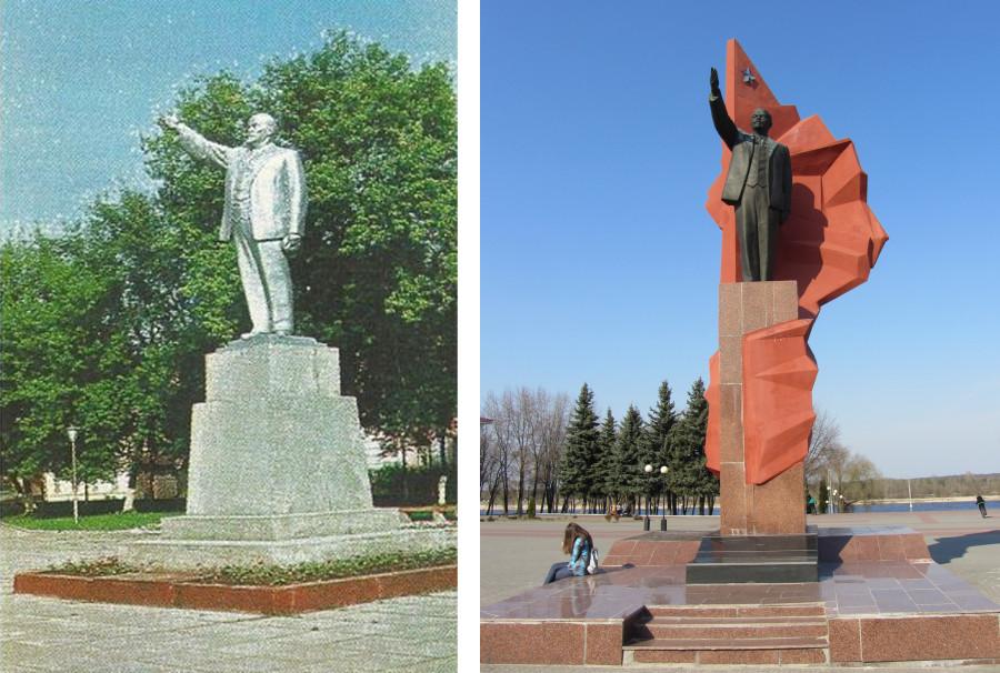 Ленин Мозырь два