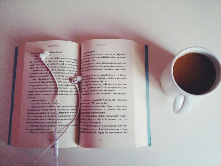 Книги чай музыка