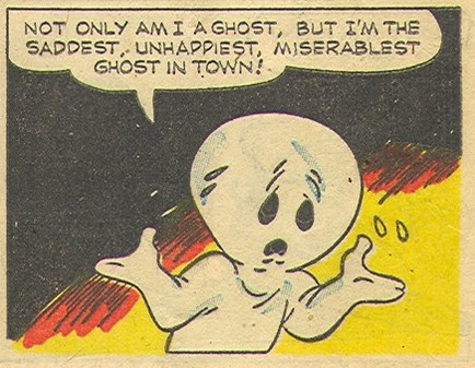 Sad Ghost