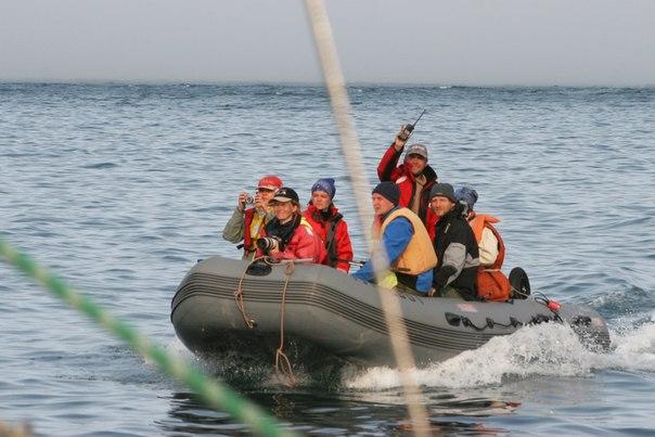 рыболовные экспедиции на кита