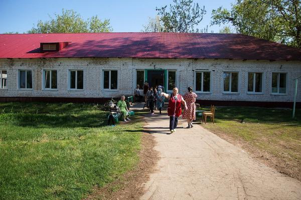 Дом престарелых в самарской области за пенсию уютный дом пансионат для пожилых отзывы