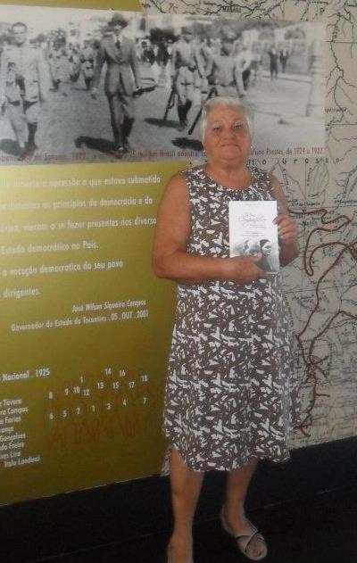 мария со своей книгой