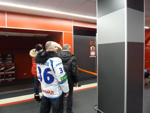 ООО - Питание хоккеистов