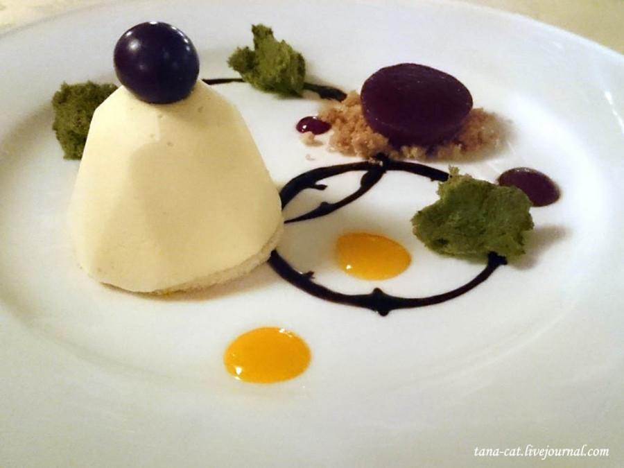 Роскошный десерт