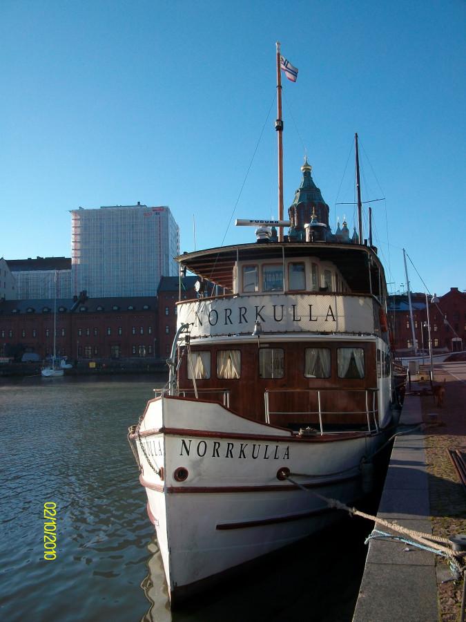 Пароходик из Хельсинки