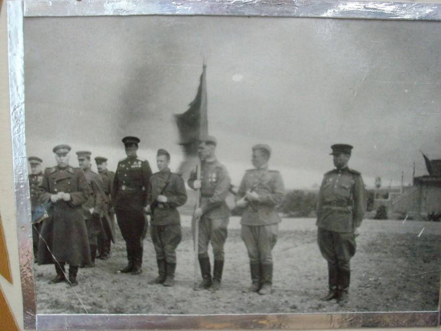 Победный, 1945 г.