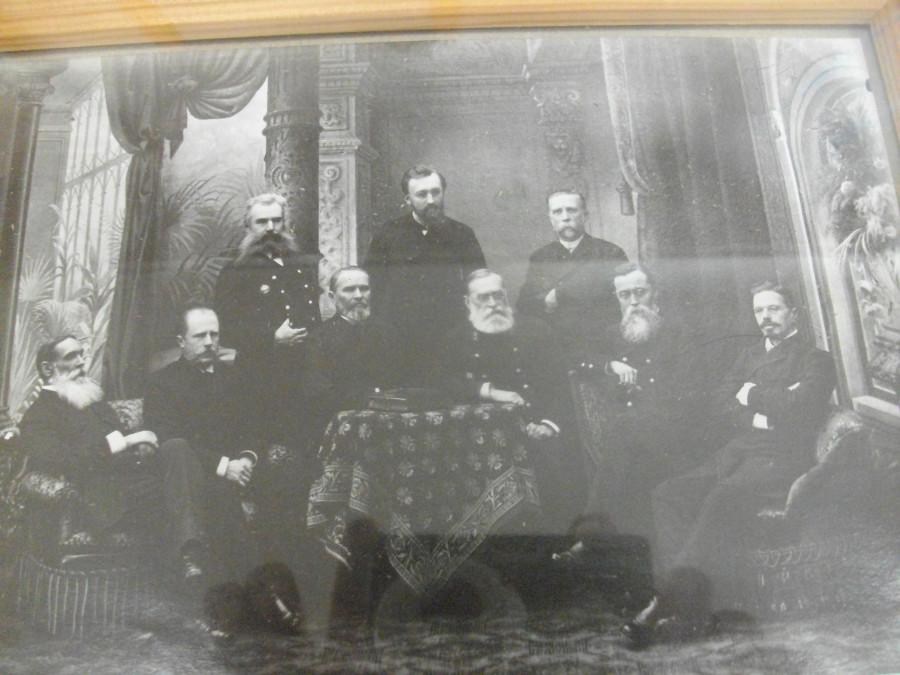 Из истории Императорского лесного института