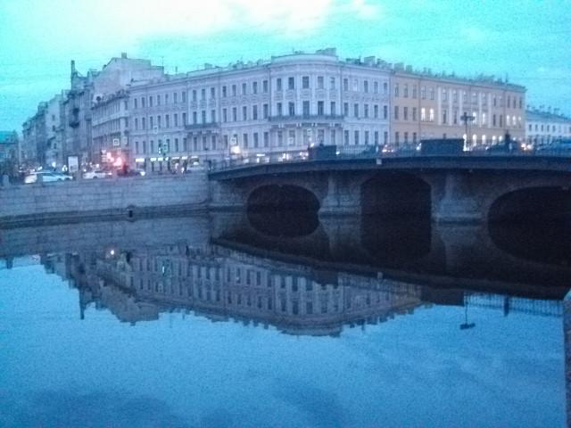 Я нашла в городе портал )