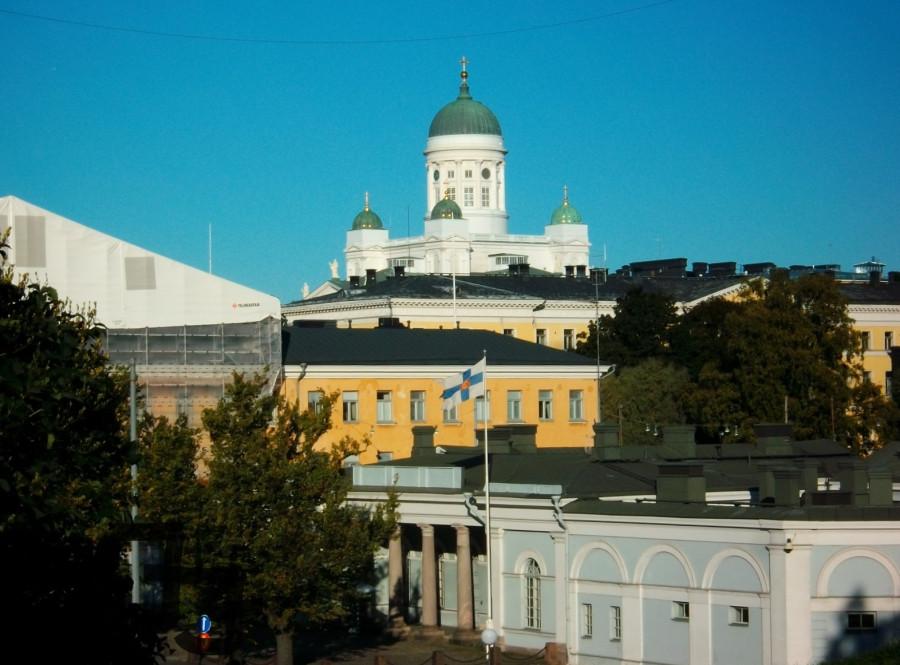 И немножко  о Хельсинки...