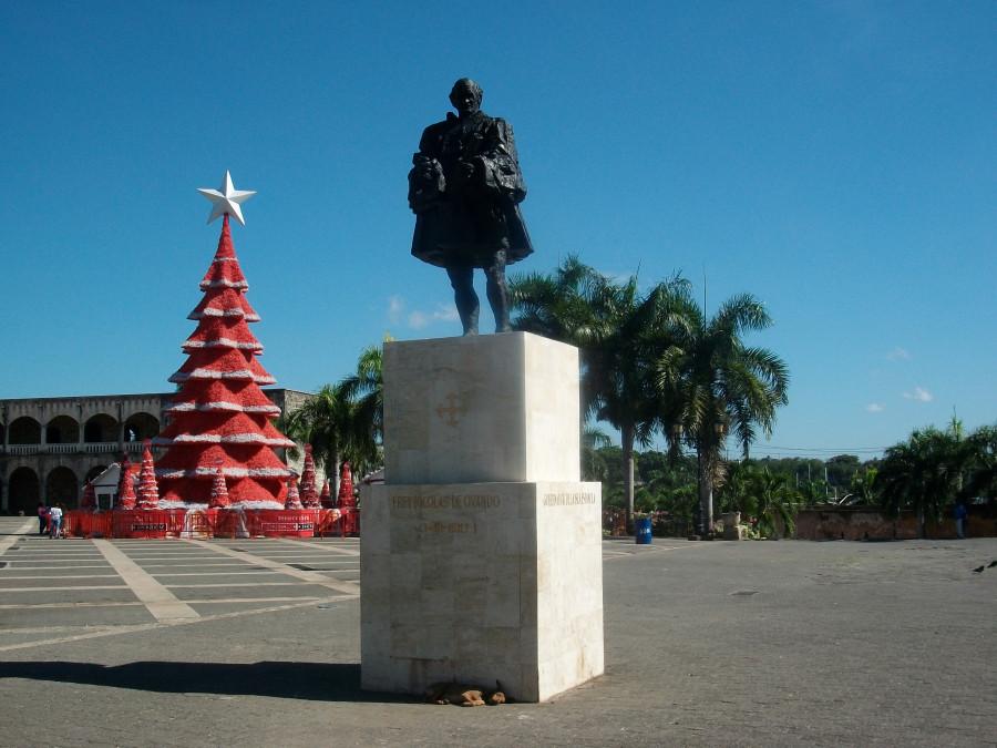 Про желания или Санто-Доминго перед Рождеством)...
