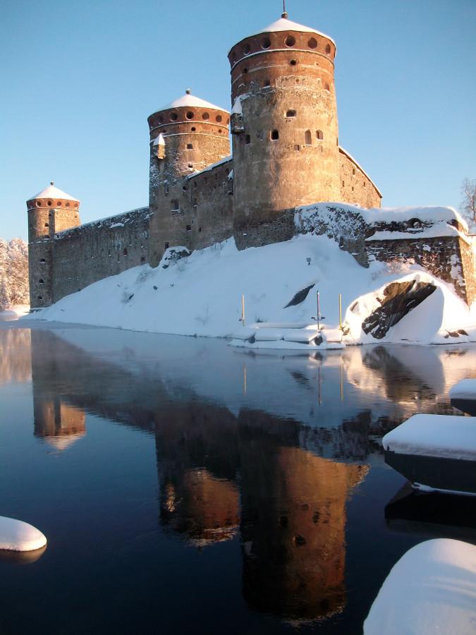 Холодная красота )... Финляндия
