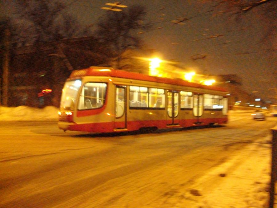 Про трамваи )...