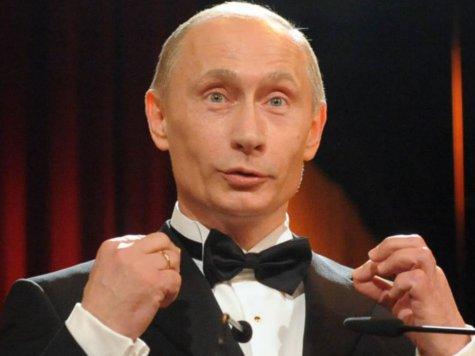 Путин с бабочкой