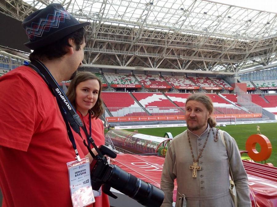 Стадион Казань-Арена, 2016 год