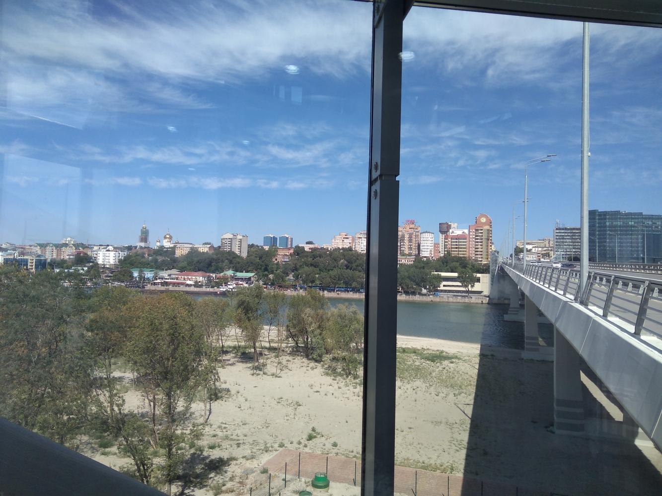 Лифт на Ворошиловский мост