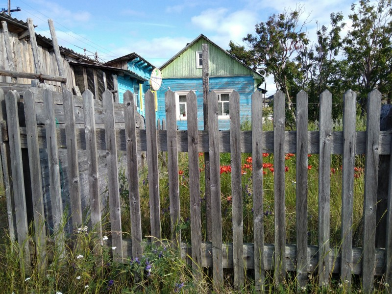 Жилой дом в Териберке
