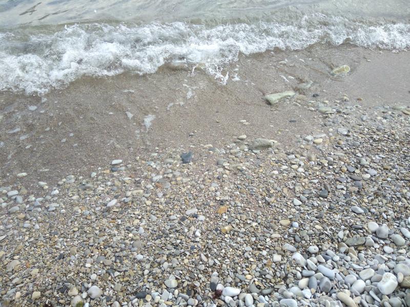 Пляж Новороссийска