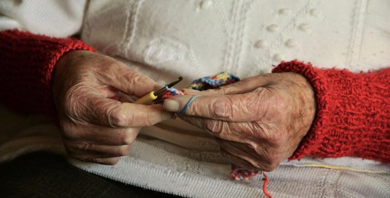 Бабушкин шарф