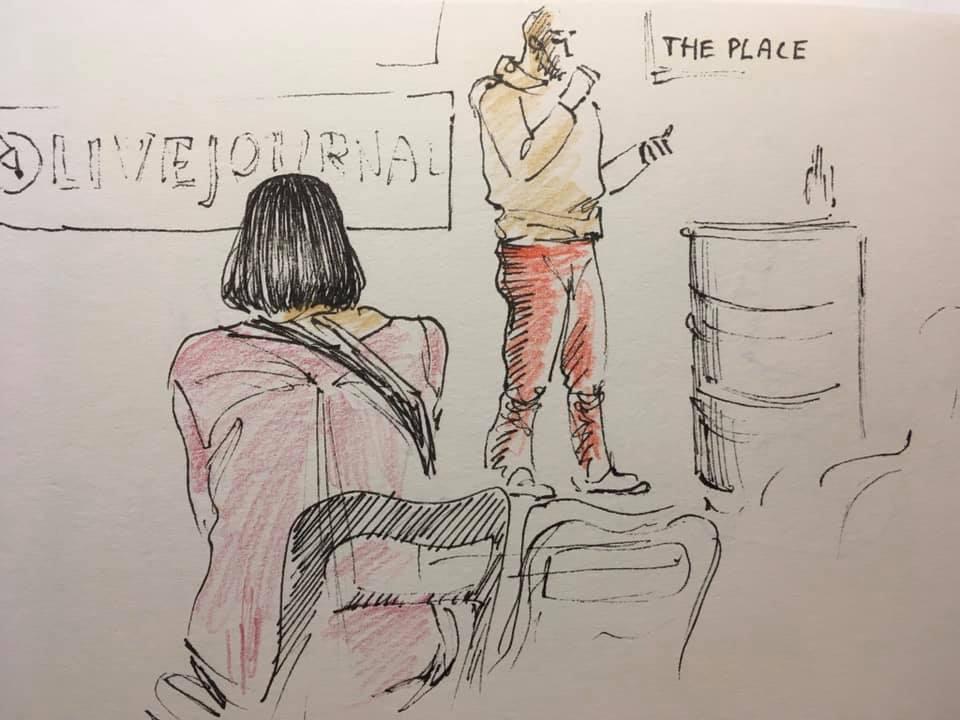 Рисунок Елены https://hohkeppel.livejournal.com/