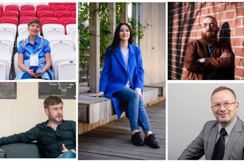 Фотографии участников интервью. Коллаж с сайта ИА KrasnodarMedia