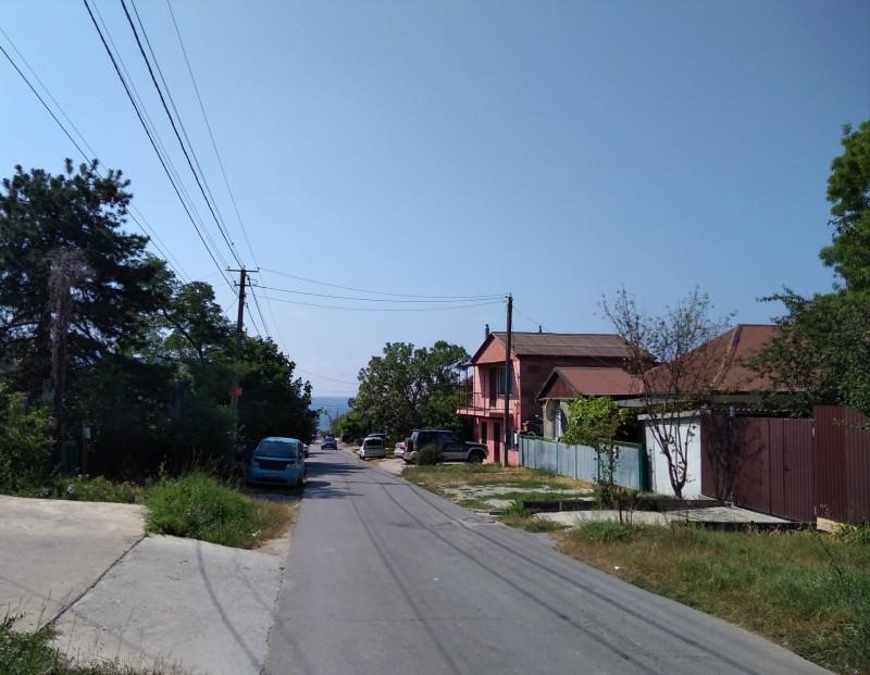 Поселок Мысхако