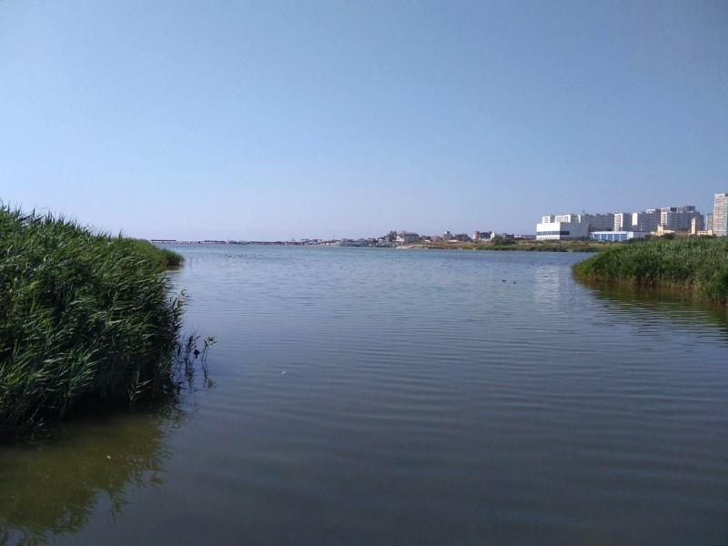 Озеро Соленое