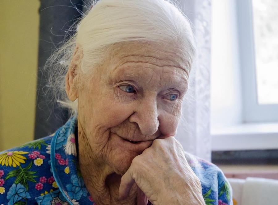 Фотография с сайта Один день счастья (фонд Старость в радость)