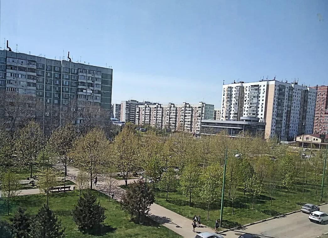 Весна 2020 года в Краснодаре