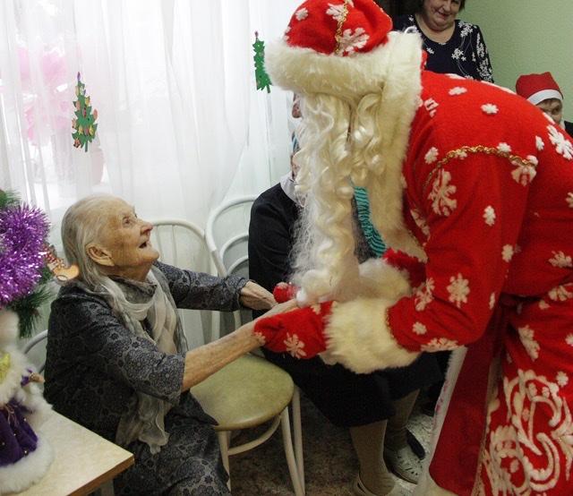 Фотография с сайта фонда Старость в радость