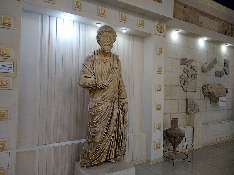 Горгиппия — музей в Анапе