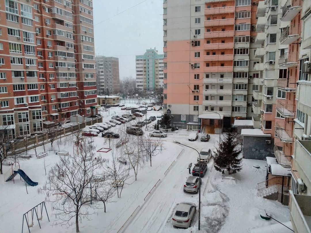 Юбилейный район Краснодара