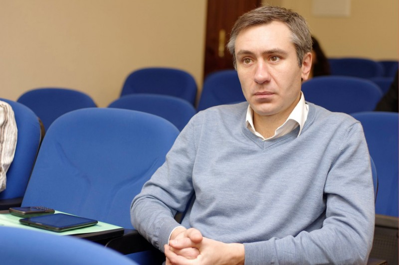 Николай Чернышук, фотография Ирины Дубовицкой