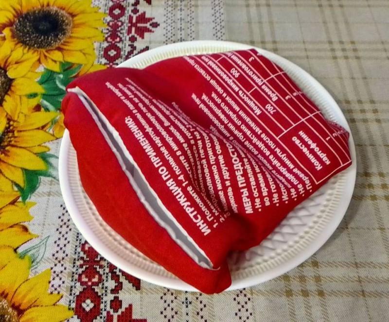 Мешочек для запекания в микроволновке — Фаберлик