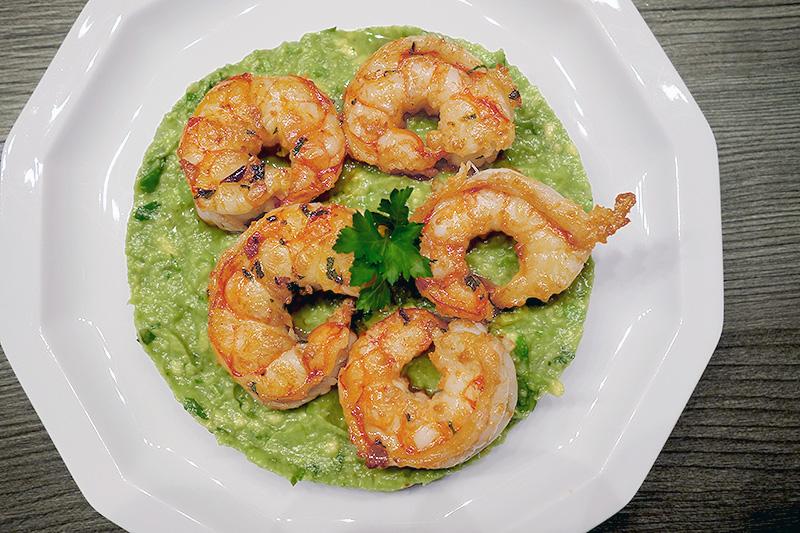 guacamole langostinos1