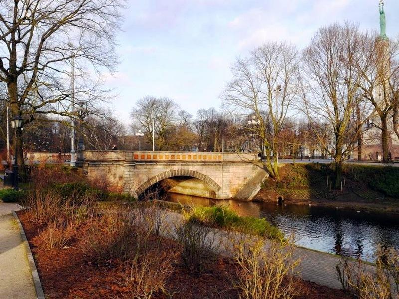 Рижский канал