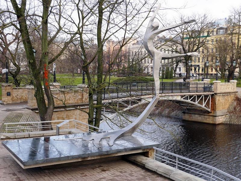 Памятник М.Лиепе