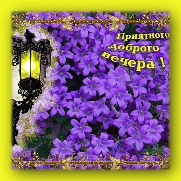 Приятного доброго вечера!