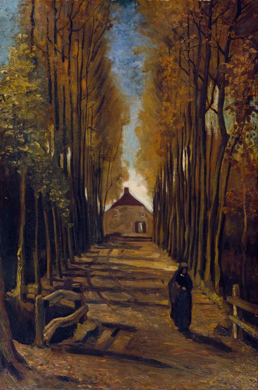 Тополиная аллея осенью_1884.jpg