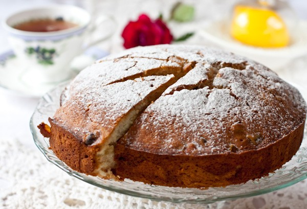 рейчел аллен рецепты творожный пирог