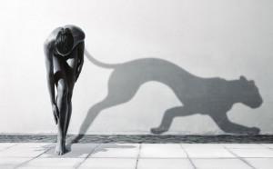 Женщина как кошка