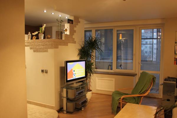 Один из первых проектов. однокомнатная квартира в доме серии.