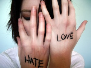 ненавижу и люблю