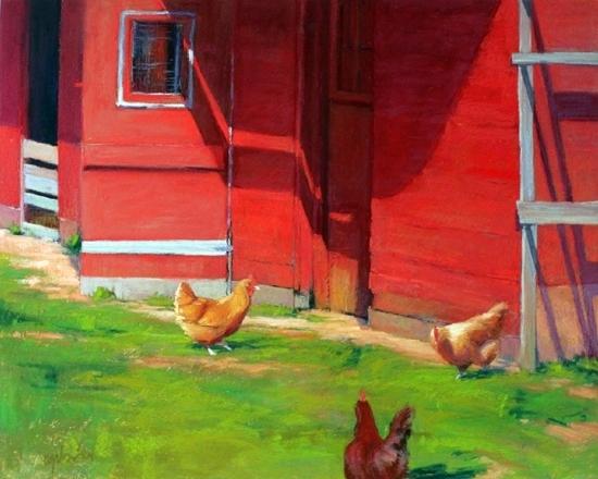 spring-chickens