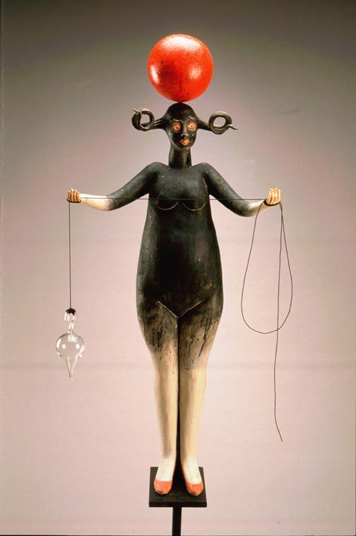 Провокационная керамика Патти Warashina. Warashina_Patti-Air_Apparent